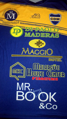 Deportivo Malargüe - Malargüe - Mendoza.