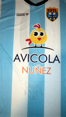 Escuela de fútbol infantil Lobos - Lobos - Buenos Aires.