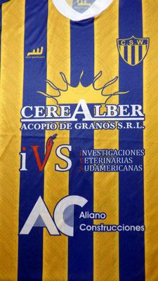 Club Sportivo Warnes - Warnes - Buenos Aires.