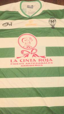 Asociacion Cultural y Deportiva Huracan Foot Ball Club y Biblioteca Bernardino Rivadavia - Arribeños - Buenos Aires