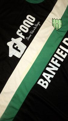 Atlético y Deportivo Banfield - Concepción del Bermejo - Chaco.