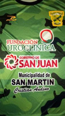 Atlético Peñaflor - San Martin - San Juan.