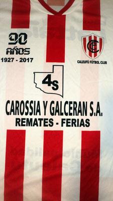 Caleufu Futbol Club - Caleufu- La Pampa.