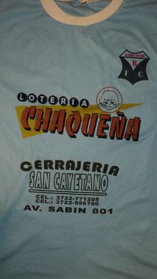 Bariloche fútbol club - Resistencia - Chaco.