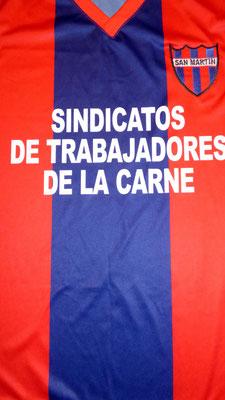 Atletico San Martin - Tartagal - Santa Fe.