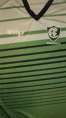 Atlético, social y deportivo Ferroviario - Argerich - Buenos Aires.