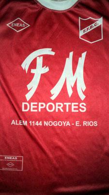 Ferrocarril Fútbol Club - Nogoya - Entre Rios.