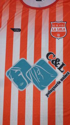 Social y deportivo La Lola - Emiliano Reynoso - Buenos Aires.
