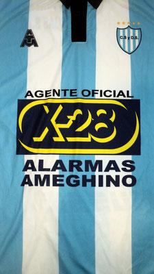 Social y deportivo Sarmiento -  Ameghino - Buenos Aires.