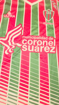 Centro Deportivo Sarmiento - Coronel Suarez - Buenos Aires.