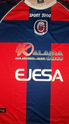 Atlético El Carril - San Antonio - Jujuy.
