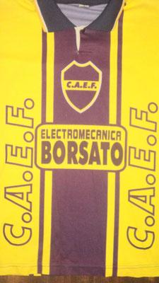 Atletico El Fortin - Colon - Buenos Aires