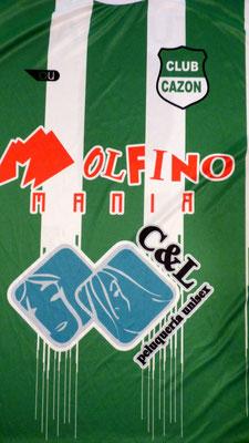 Social y deportivo Cazon - Cazon - Buenos Aires.