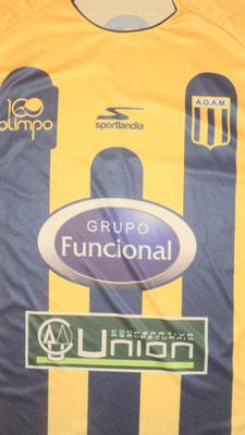Atlético Olimpo Asociación Mutual - Laborde - Cordoba.