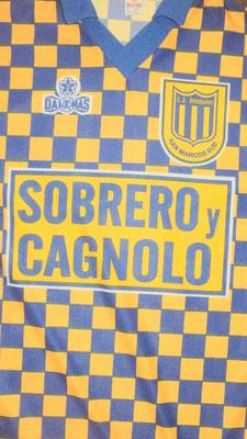 Atlético Defensores de San Marcos Sud - San Marcos Sud - Cordoba.
