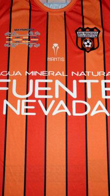 Social,deportivo y cultural San Francisco - San Salvador de Jujuy - Jujuy.