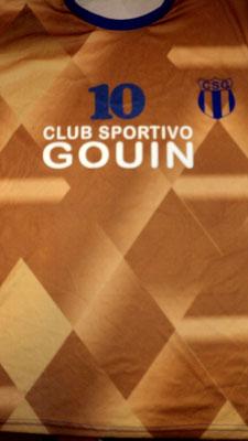 Sportivo Gouin - Gouin - Buenos Aires.