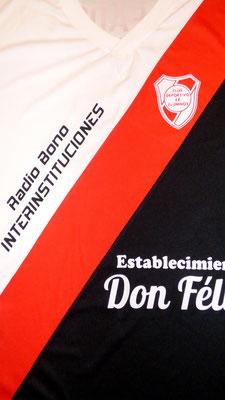 Deportivo Ex Alumnos escuela numero 107 - San Antonio de Obligado - Santa Fe.