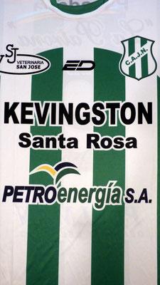 Atlético Jorge Newbery - Salliquelo - Buenos Aires.