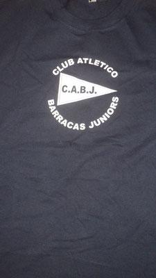 Atlético Barracas Juniors - Barracas - Capital Federal - Buenos Aires.