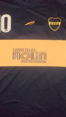 Atletico Boca Juniors - Balcarce - Bs.As