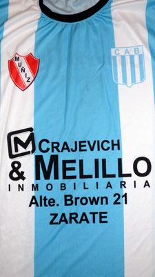 Club social y deportivo Muñiz - Muñiz - Buenos Aires. Club Atlético Belgrano - Zarate - Buenos Aires.