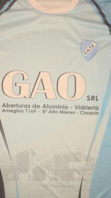 Atlético Tiro Federal - Cosquin - Cordoba.