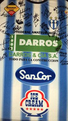 Club Ferro Carril Roca. Las Flores - Buenos Aires.