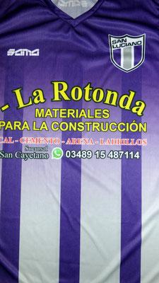 Club Atlético San Luciano - Campana - Buenos Aires.