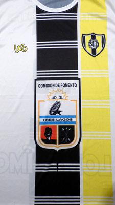 Club social y deportivo Tres Lagos - Tres Lagos (departamento de Lago Argentino) - Santa Cruz.