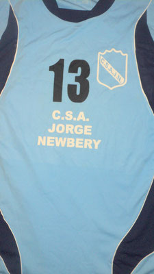 Social y Atletico Jorge Newbery - Fortin Olavarria - Buenos Aires.