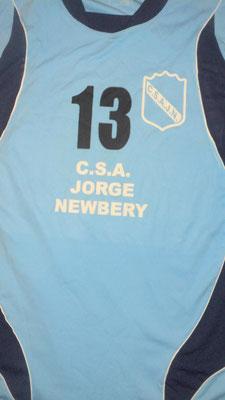 Social y Atletico Jorge Newbery - Fortin Olavarria - Buenos Aires.