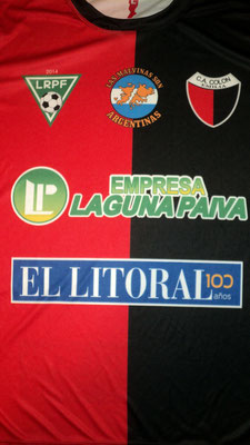 Atlético Colon - Emilia - Santa Fe.