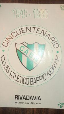 Atlético Barrio Norte - Rivadavia,estacion America - Buenos Aires.