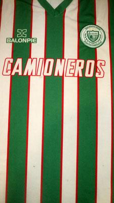 Atlético Social y deportivo Camioneros - Esteban Echeverria - Buenos Aires.