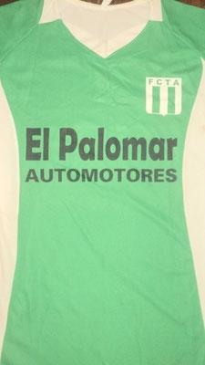 Futbol Club Tres Algarrobos - Tres Algarrobos/Cuenca - Buenos Aires