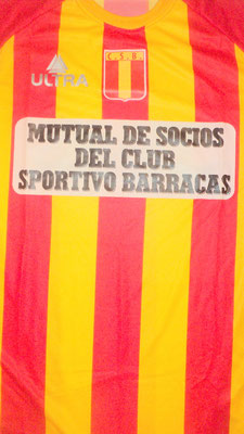 Club Sportivo Barracas - Colon - Buenos Aires.