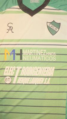 Club de Foot Ball Ferro Carril Oeste - Trenque Lauquen - Buenos Aires.