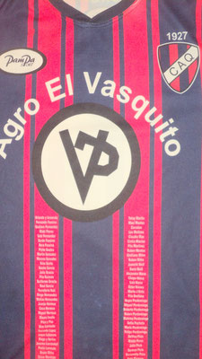 Atlético Quenuma - Quenuma - Buenos Aires.