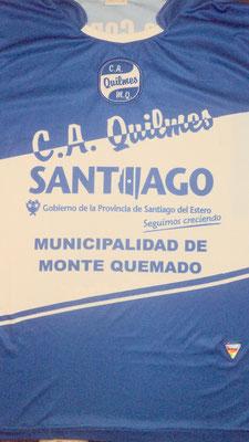Sportivo Quilmes - Monte Quemado - Santiago del Estero