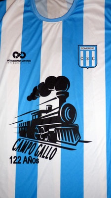 Club Sportivo Comercio - Campo Gallo - Santiago del Estero.