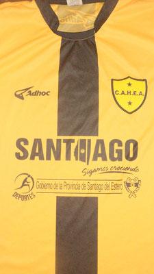 Atlético Herrera El Alto - Termas de Rio Hondo - Santiago del Estero.