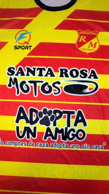 Deportivo Roby Manero - Colonia Santa Rosa - Salta.