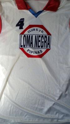 Social y Deportivo Loma Negra - Pipinas - Buenos Aires.