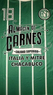 Atlético San Martín - Chacabuco - Buenos Aires.
