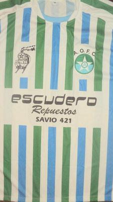 Argentino Oeste Futbol Club - San Nicolas - Bs.As