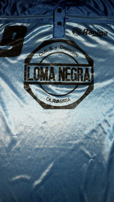 Social y Deportivo Loma Negra -  Loma Negra - Buenos Aires.
