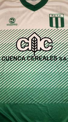 Fútbol Club Tres Algarrobos - Tres Algarrobos (Estación Cuenca) - Buenos Aires.