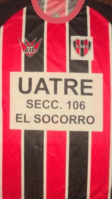 Atlético El Socorro - El Socorro - Buenos Aires.