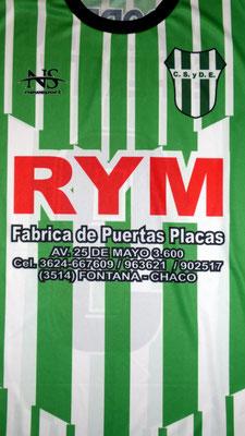 Club Social y Deportivo Esperanza - Fontana - Chaco.